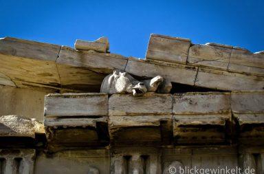 Athen-Panthenon