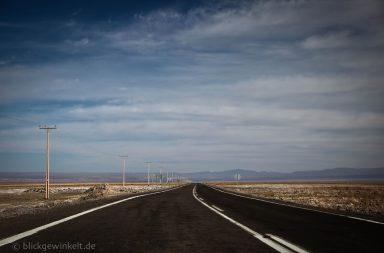 Atacama Straße