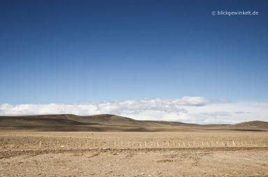 Patagonisches Argentinien: Steppe