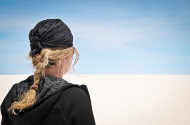 Salar De Uyuni, Salzsee in Bolivien, endlose Weite
