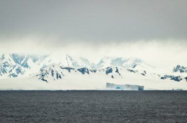 Antarktische Halbinsel, Festland