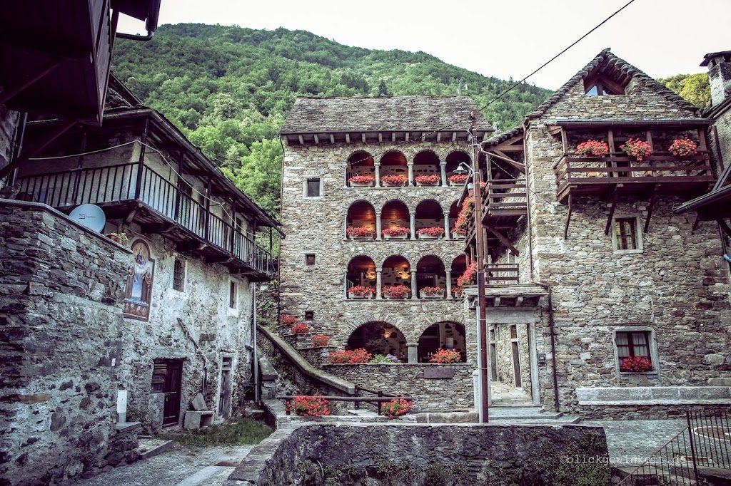 Casa Vanni in Viganella