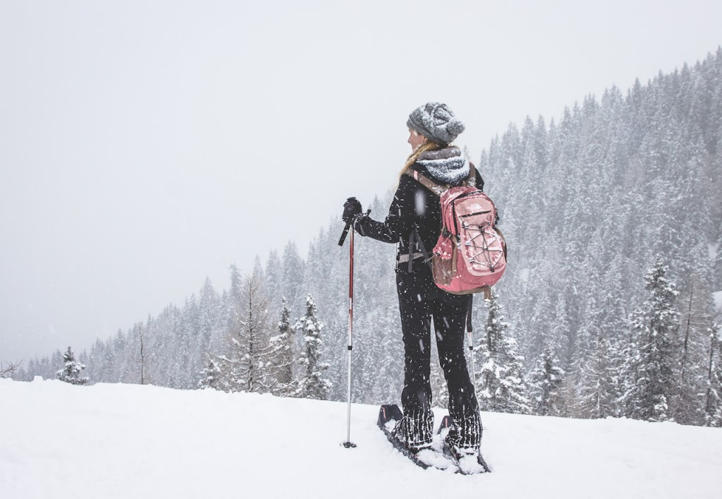 Schneeschuhlaufen, Kitzbueheler Alpen