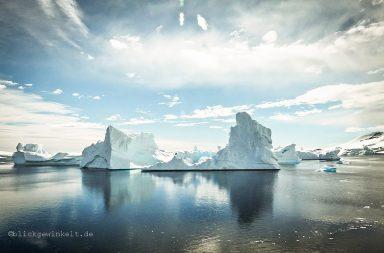 Eisberg, Antarktis