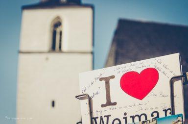 I love Weimar