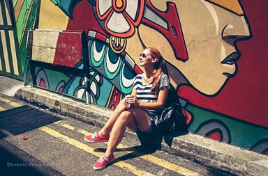 Sonnenbad. Bild: Liane