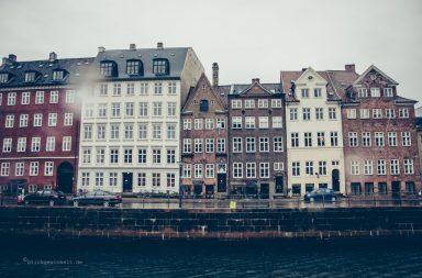 Kopenhagen, regnerisch