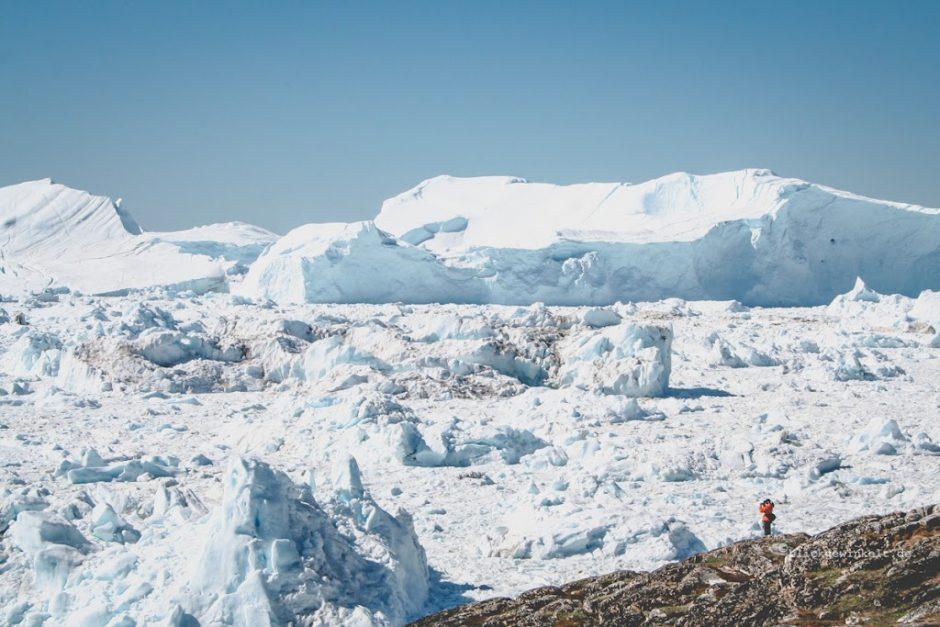 Grönland-Eiswüste