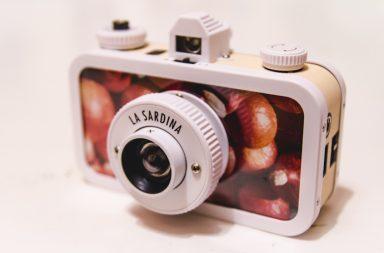 Lomo Kamera LaSardina DIY