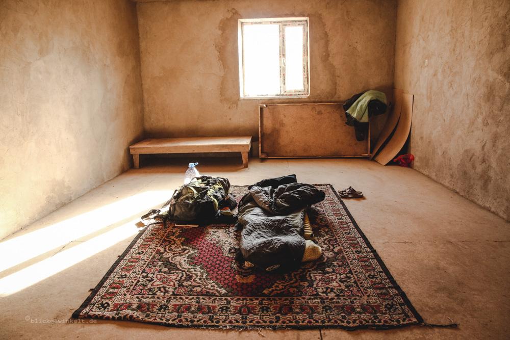 Schlafzimmer in Kasachstan