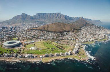 Kapstadt-Vogelperspektive