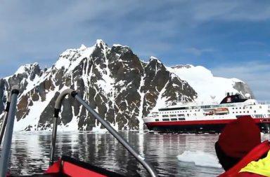 Lemaire Channel in der Antarktis