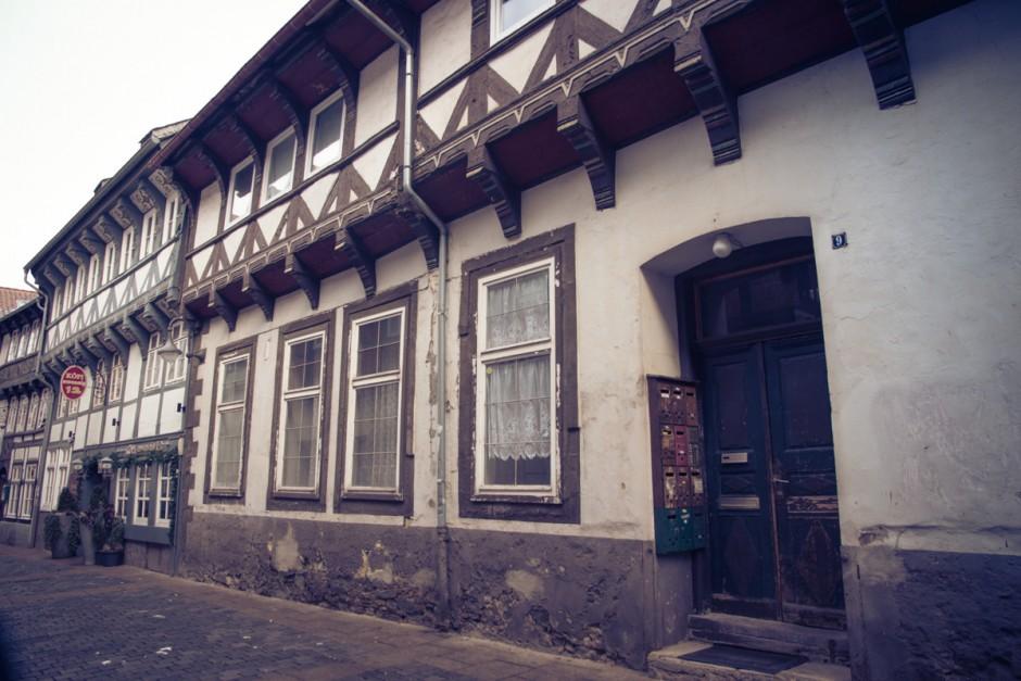Fachwerkhaus in Goslar im Harz