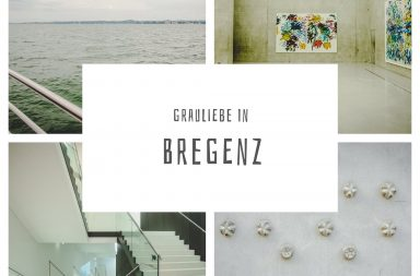 Collage Grauliebe in Bregenz