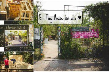 Tiny House im Berliner Prinzessinnengarten