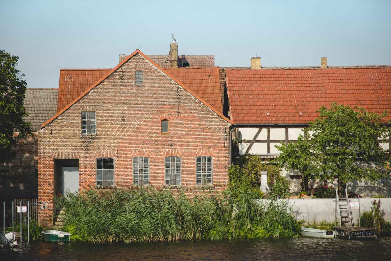 Fachwerkhaus in Rathenow