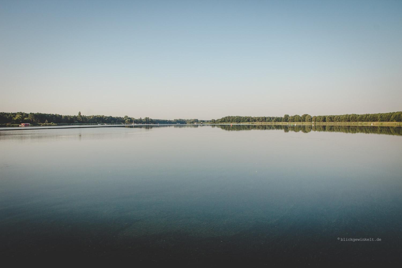 Plauer See am Morgen