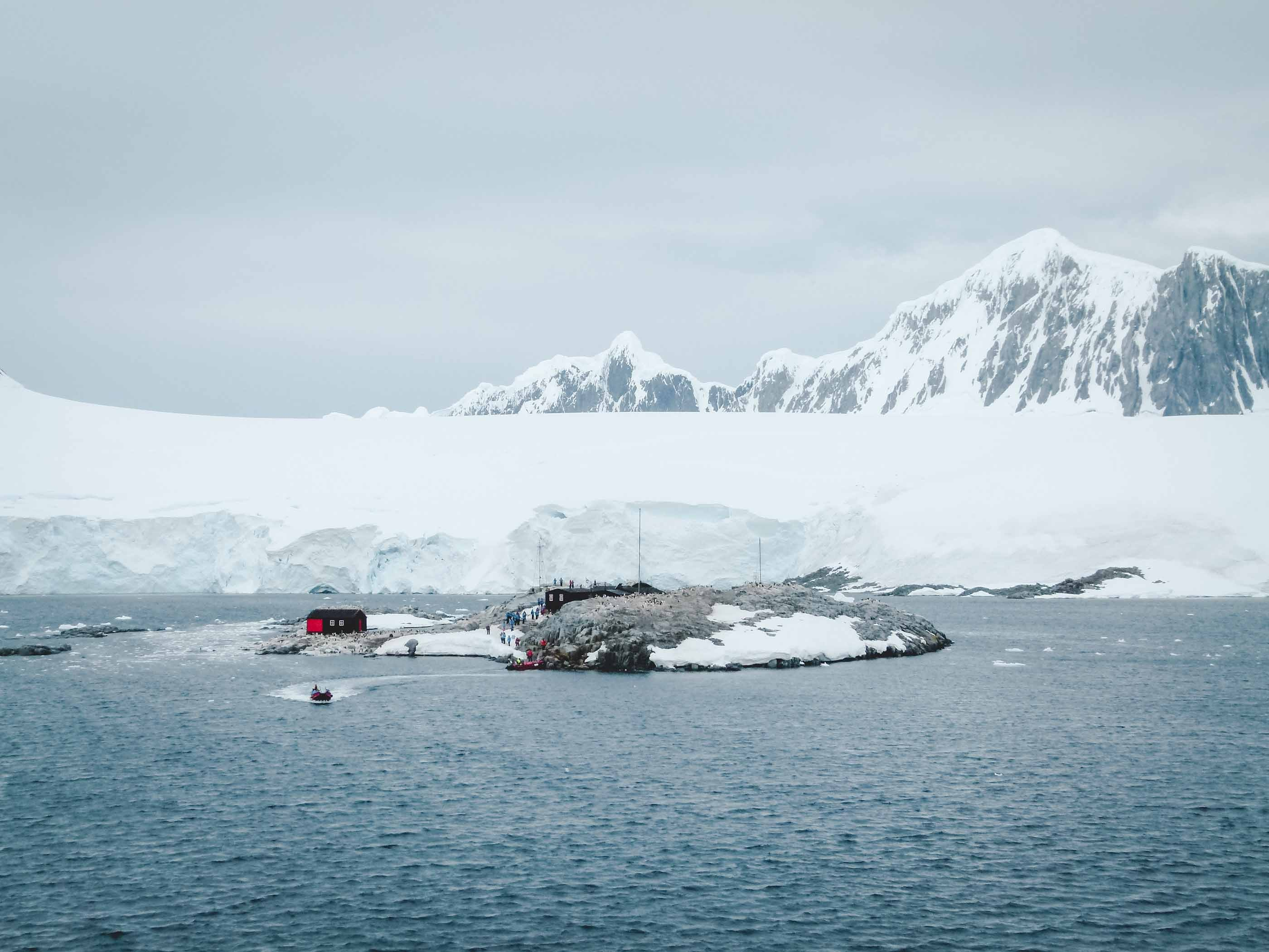 Port Lockroy, Antarctic Peninsula