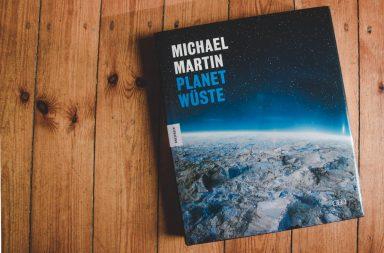 Buch Planet Wüste - Michael Martin