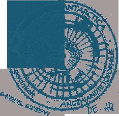 Ecpedition Antarctica Stempel