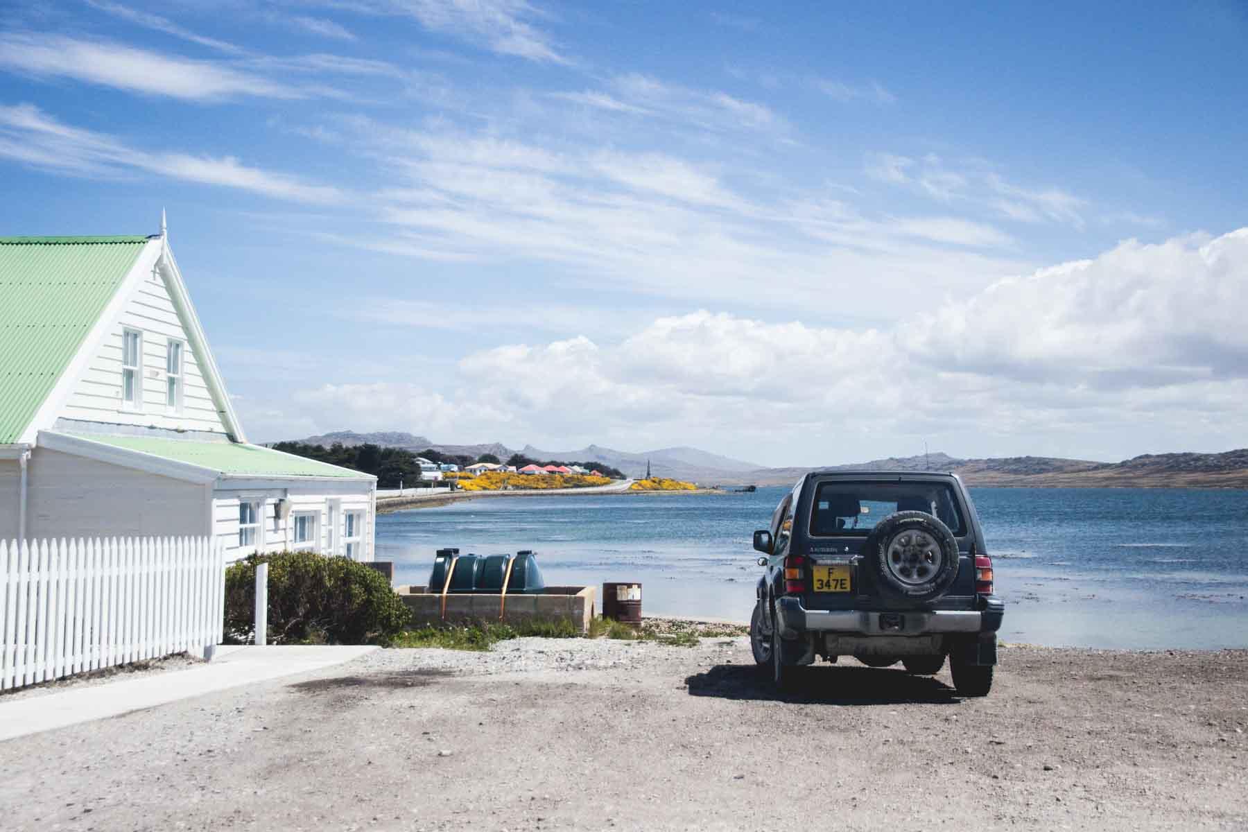 Falklandinseln-Port-Stanley