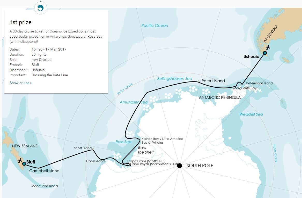 Oceanwide Expeditions Antarctica