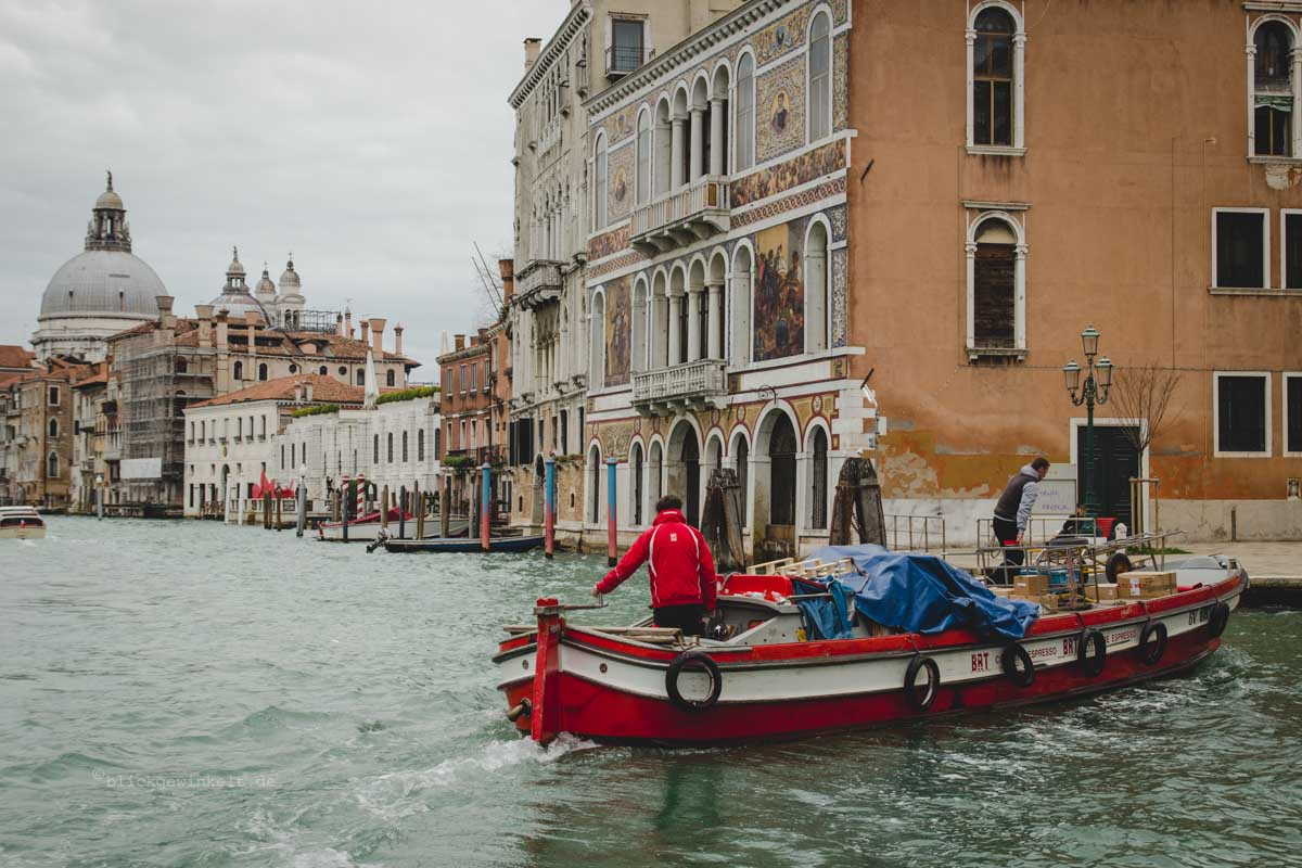 Venedig Transport