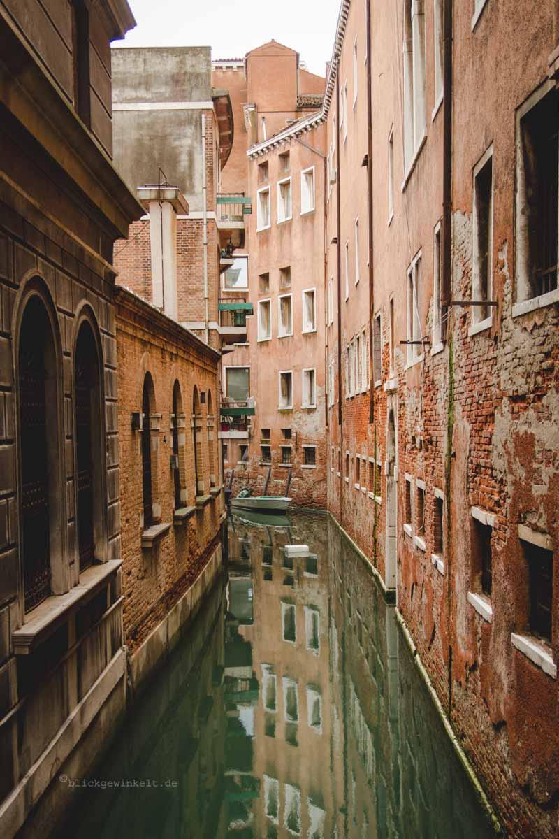 Venedig Spiegelung Fotografie