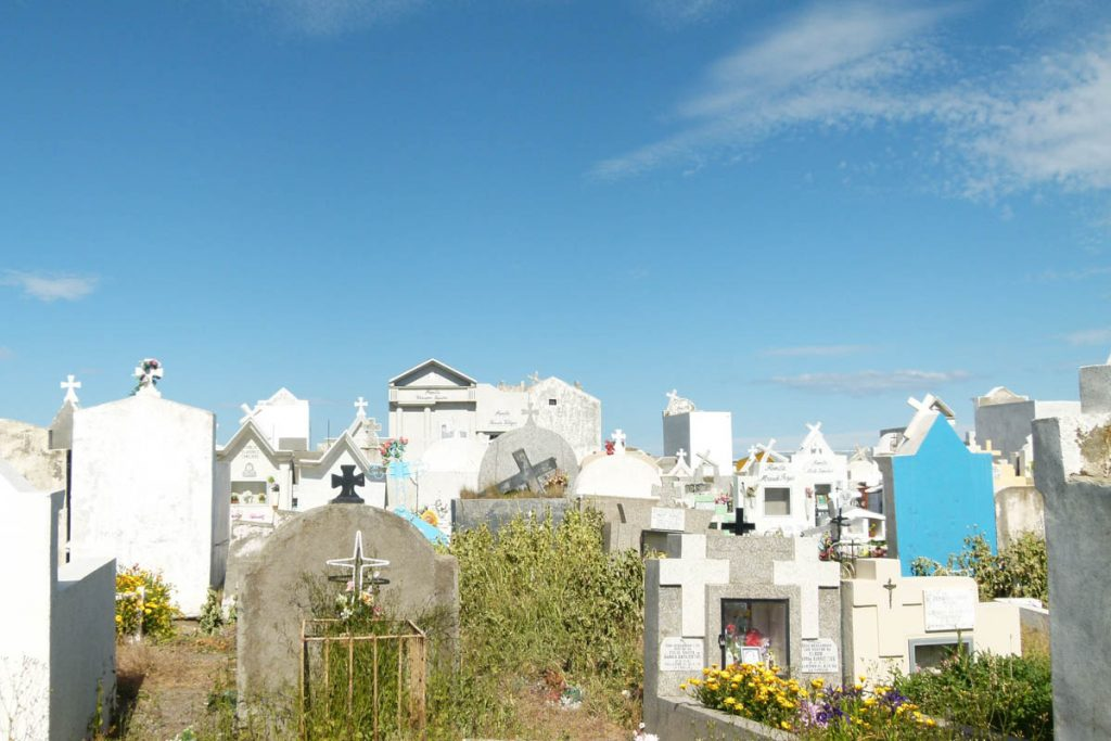 Friedhof in Punta Arenas