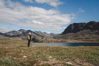 Grönlands Wildnis