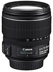 Objektiv Canon 15-85mm