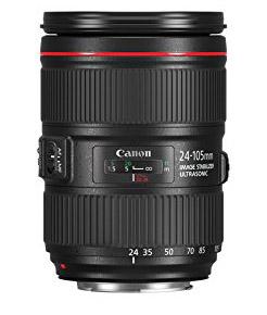 Fotoausrüstung Canon, Objektiv 24-105 f4