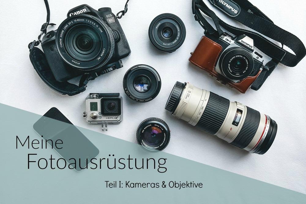 Fotoausrüstung, Tools & Tipps: Kameras & Objektive   blickgewinkelt