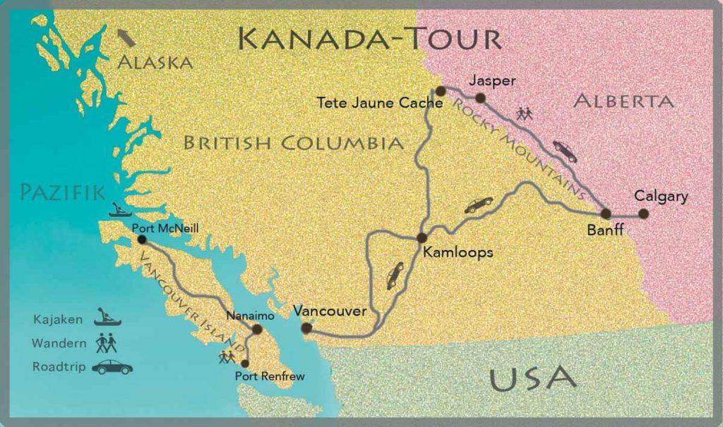 Banff Tour Vancouver