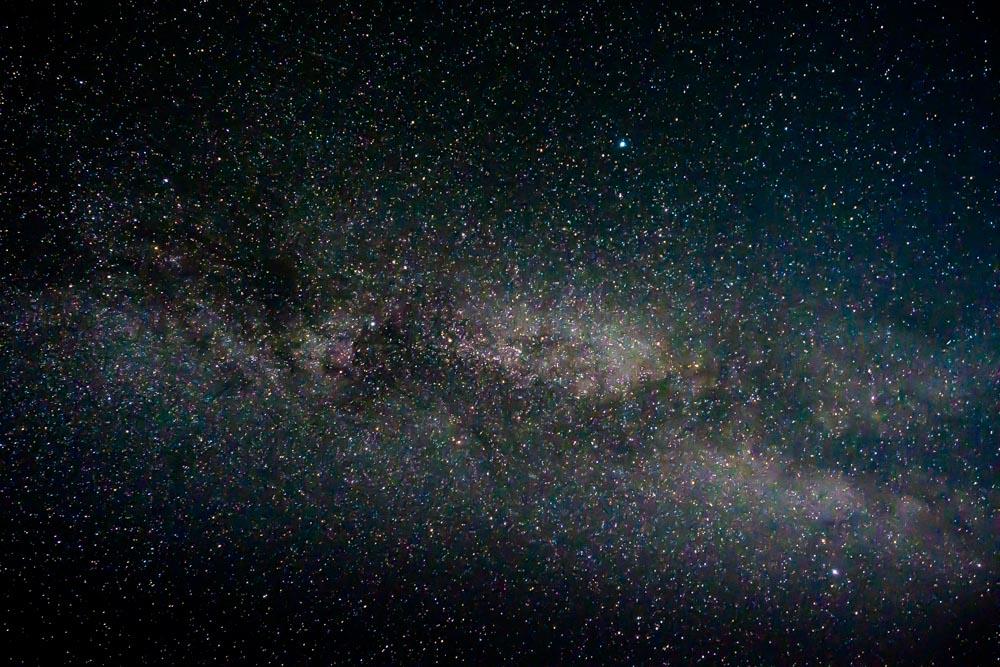 Milchstraße, Sternenfotografie