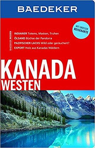 Baedecker-Kanada-Reiseführer