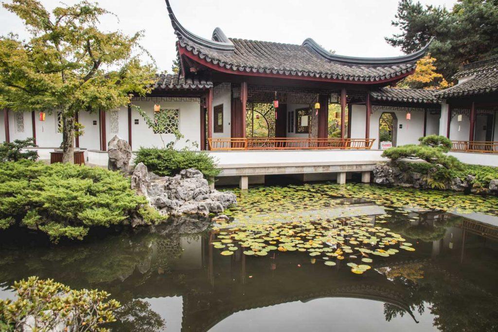 Dr-Sun-Yat-Sen-Chinese-Garden in Vancouver