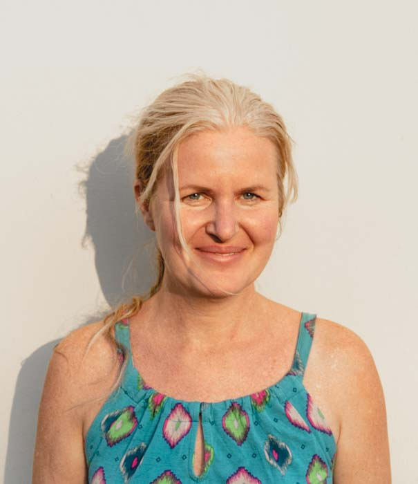 Inka Chall, Autorin von blickgewinkelt