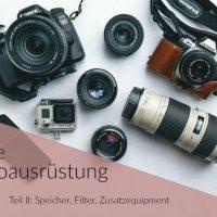 Fotoausrüstung Zusatzequipment