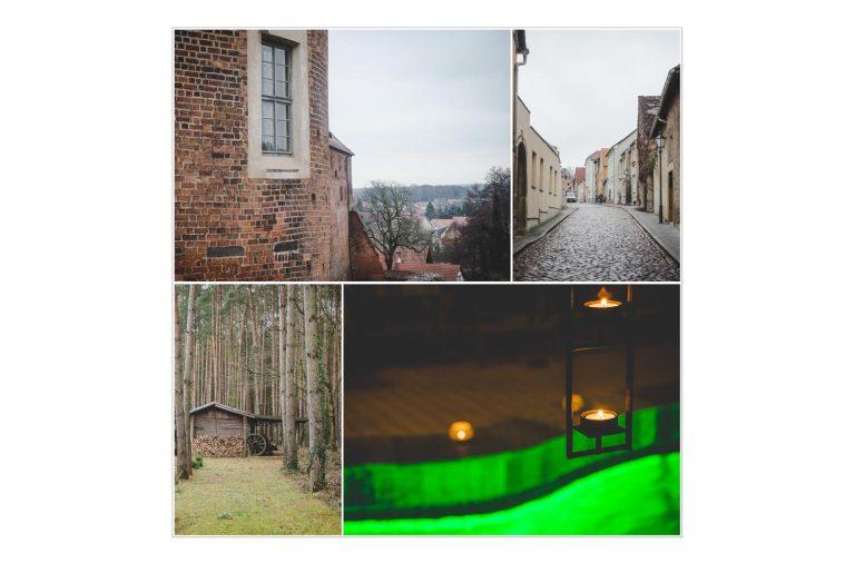 Bad Belzig: Altstadt, Burg, Therme