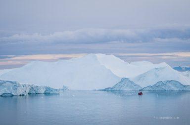 Mitternachssonne Grönland