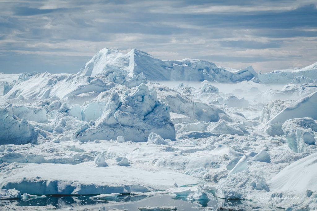 Ilulissat Eisfjord Grönland