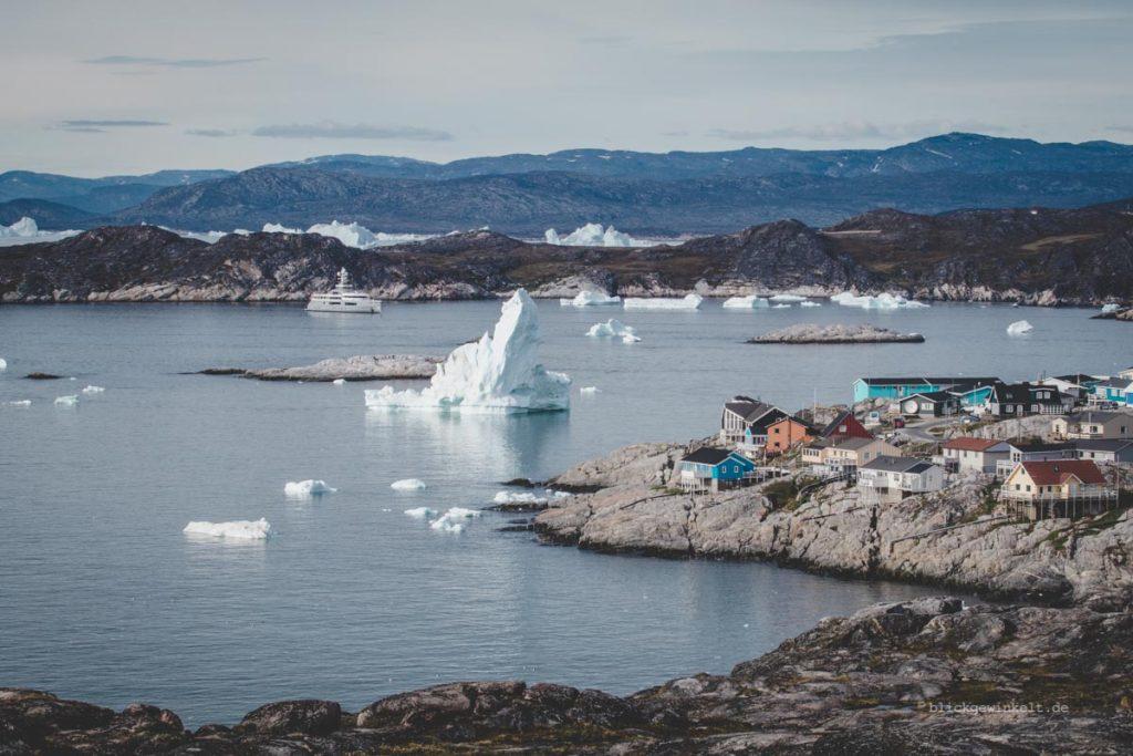 Eisberg vor Ilulissat, Grönland