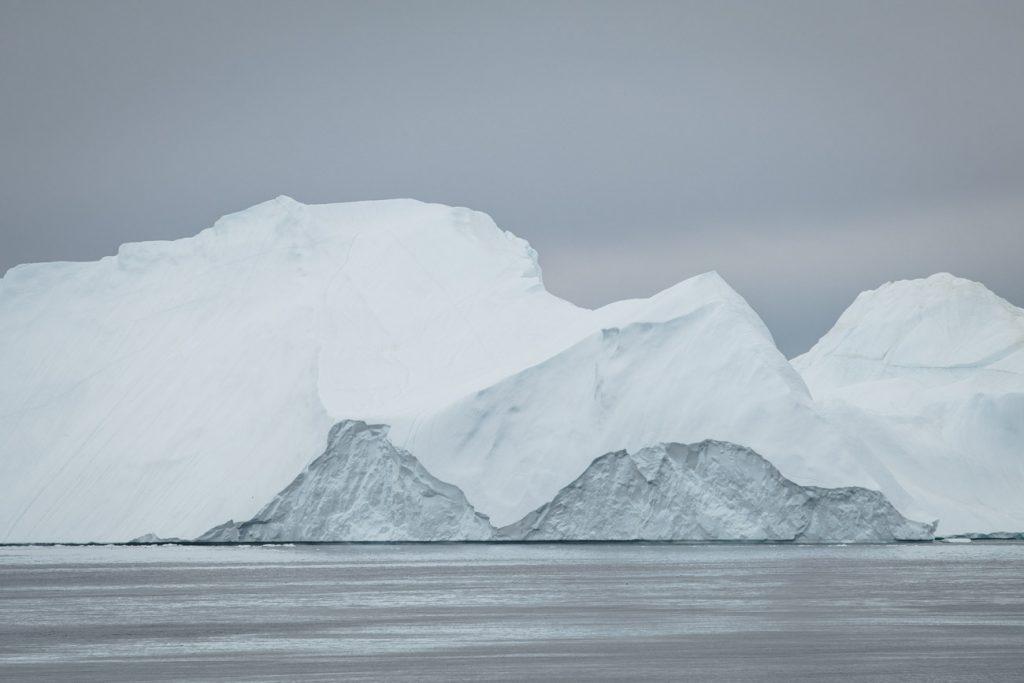 Eisberg im Ilulissat Eisfjord