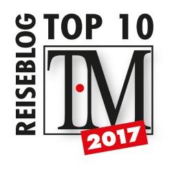 TM Reiseblogs Reiseblogger des Jahres 2017