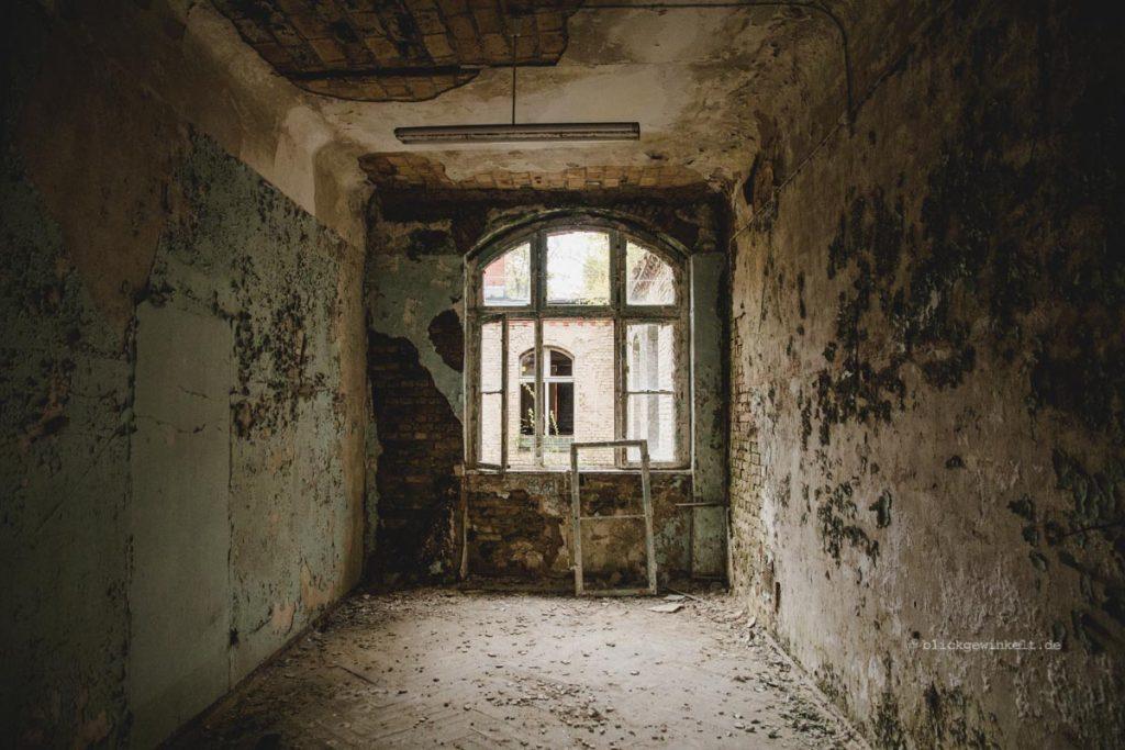 Zimmer in Beelitz-Heilstätten Männersanatorium