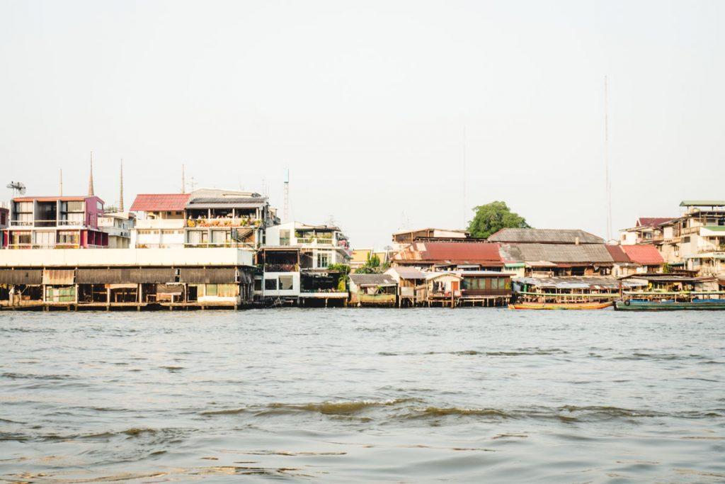 Bangkok am Wasser