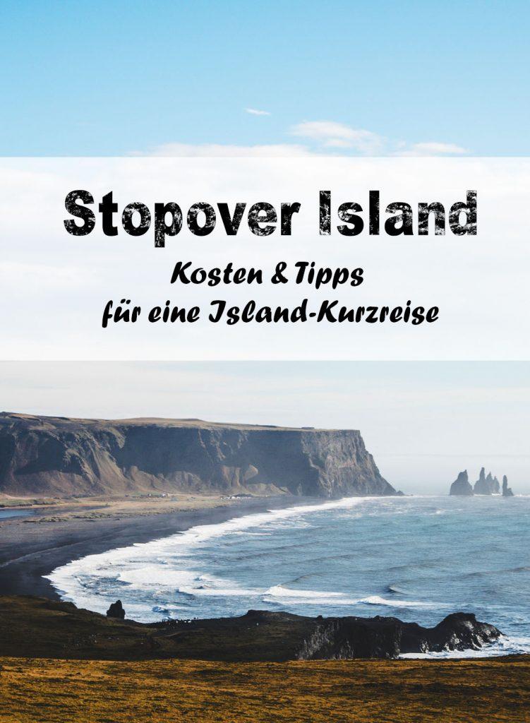 Kosten & Tipps für eine Island-Kurzreise