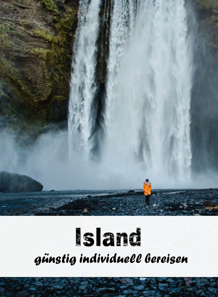 Island günstig individuell bereisen