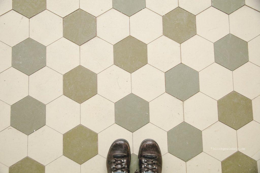 Fußboden in Beelitz-Heilstätten